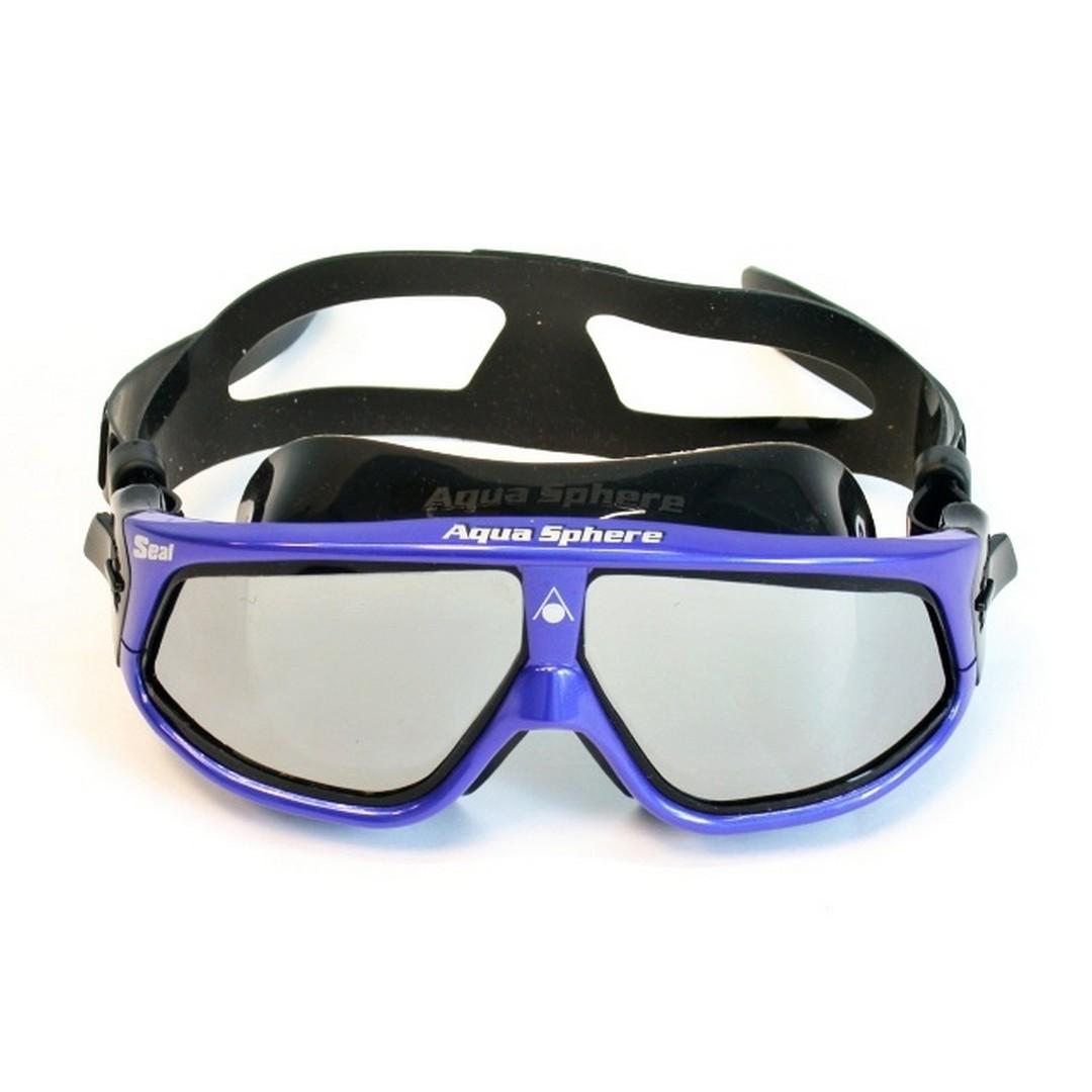 Aqua Sphere plavecké brýle Seal Mirrored 1020-7201