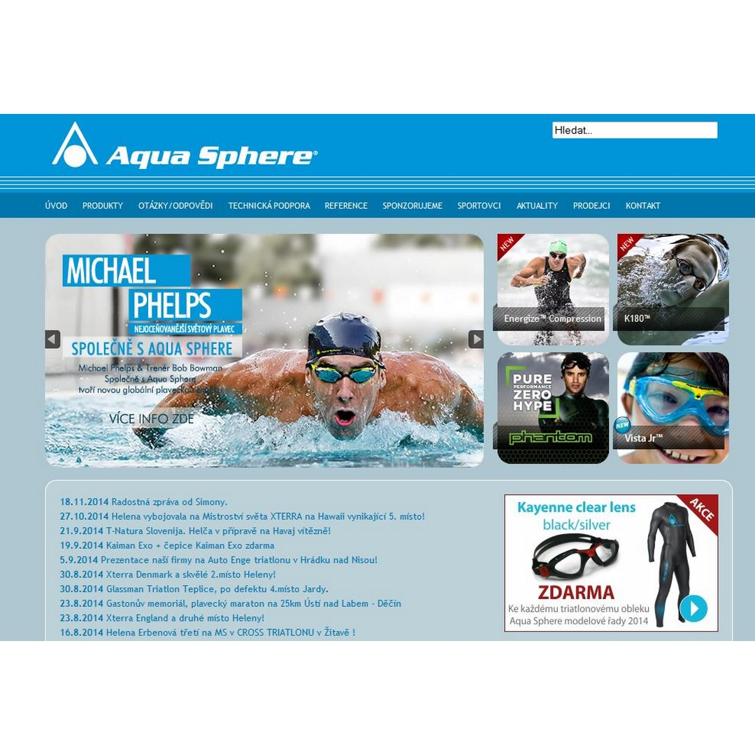 aquasphere-web